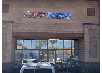 Mesa sign company FASTSIGNS