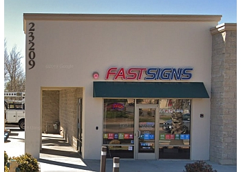 Moreno Valley sign company FASTSIGNS