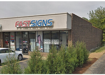 Naperville sign company FASTSIGNS