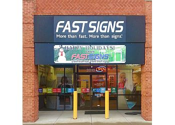 Nashville sign company FASTSIGNS
