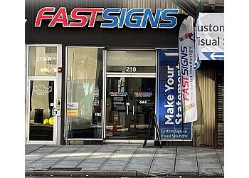 Newark sign company FASTSIGNS