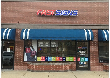 Norfolk sign company FASTSIGNS