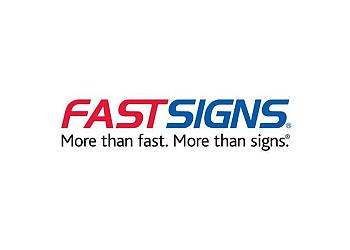 Oklahoma City sign company FASTSIGNS