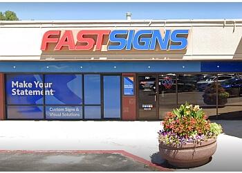 Omaha sign company FASTSIGNS