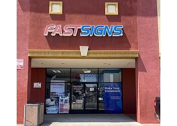 Oxnard sign company FASTSIGNS