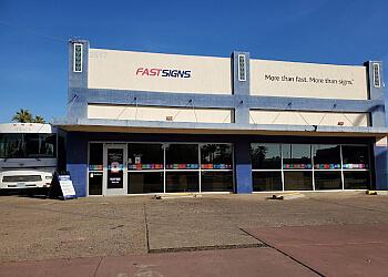 Phoenix sign company FASTSIGNS