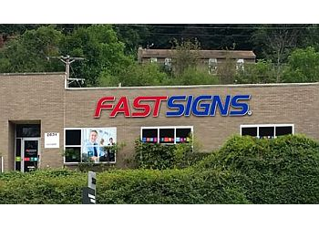 Pittsburgh sign company FASTSIGNS