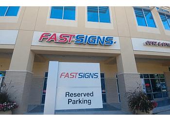 Plano sign company FASTSIGNS
