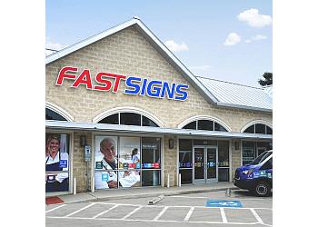 San Antonio sign company FASTSIGNS