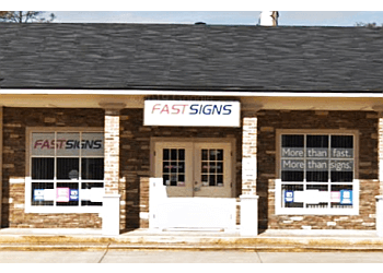 Shreveport sign company FASTSIGNS