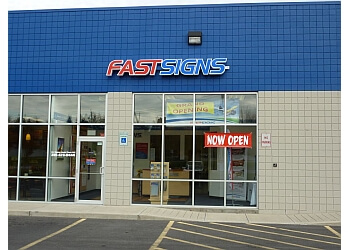 Syracuse sign company FASTSIGNS