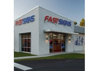 Tallahassee sign company FASTSIGNS