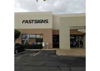 Tempe sign company FASTSIGNS