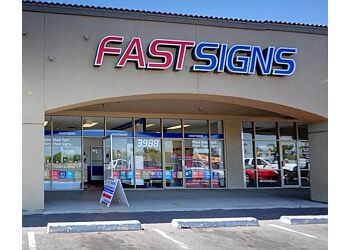 Tucson sign company FASTSIGNS