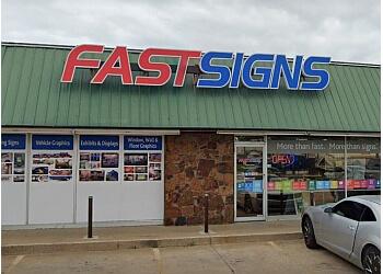 Tulsa sign company FASTSIGNS
