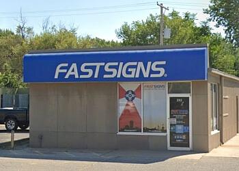 Wichita sign company FASTSIGNS