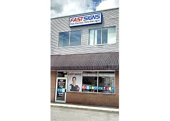 Worcester sign company FASTSIGNS