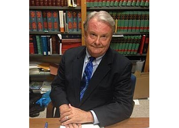 Akron employment lawyer F. Benjamin Riek III