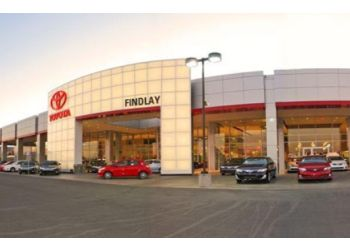 Henderson car dealership FINDLAY TOYOTA