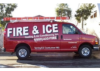 Columbus hvac service FIRE & ICE HEATING AND AIR CONDITIONING, INC.