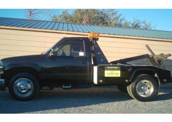 Winston Salem towing company First 48 Towing LLC