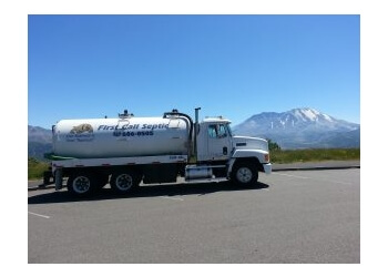 Vancouver septic tank service FIRST CALL SEPTIC SERVICES INC