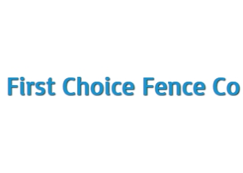 Louisville fencing contractor FIRST CHOICE FENCE CO.