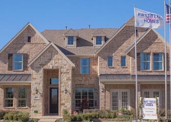 Denton home builder FIRST TEXAS HOMES