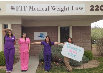 Albuquerque weight loss center FIT Medical Weight Loss