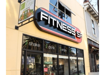 San Francisco gym FITNESS SF - Castro