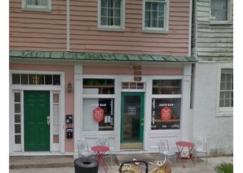 Charleston juice bar  FIVE LOAVES CAFE