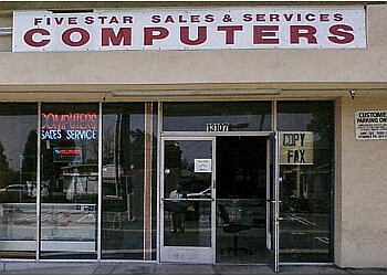 FIVE STAR COMPUTERS, INC.