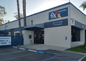 Chula Vista auto body shop FIX AUTO