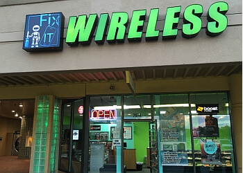 Aurora cell phone repair FIX IT WIRELESS