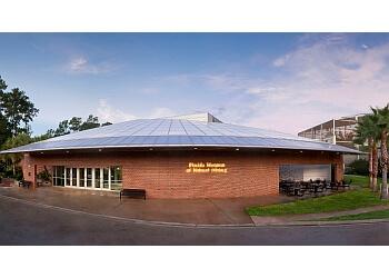 Gainesville landmark FLORIDA MUSEUM OF NATURAL HISTORY
