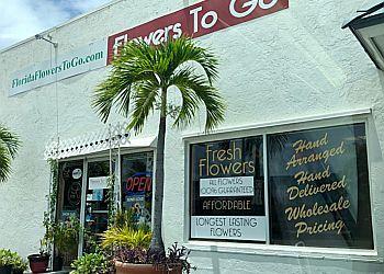 West Palm Beach florist FLOWERS TO GO