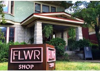 Nashville florist FLWR Shop