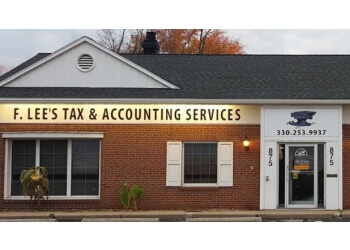 Akron tax service F. Lee's Tax & Accounting Services Inc.