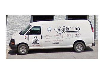 Knoxville locksmith F. M. George Safe & Lock Co.