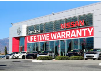 Fontana car dealership FONTANA NISSAN