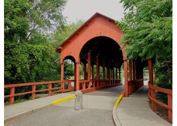 Dearborn hiking trail FORD FIELD PARK