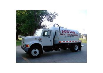 Oklahoma City septic tank service FOSTER SEPTIC TANK CLEANING