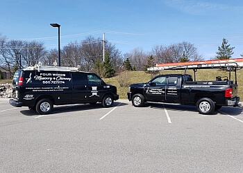 Rochester chimney sweep FOUR WINDS MASONRY AND CHIMNEY