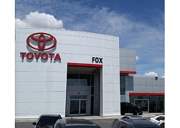 El Paso car dealership FOX Toyota of El Paso