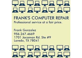 Laredo computer repair Frank's Computer Repair