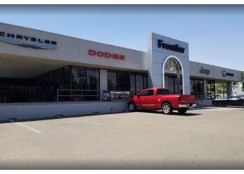 Lubbock car dealership FRONTIER DODGE CHRYSLER JEEP
