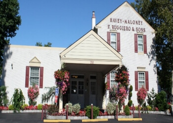 Yonkers funeral home F. RUGGIERO & SONS FUNERAL HOME