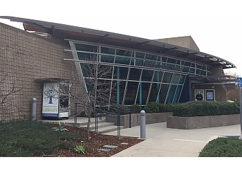 Fullerton landmark FULLERTON PUBLIC LIBRARY