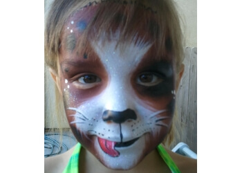 Elk Grove face painting Fab Faces face painting