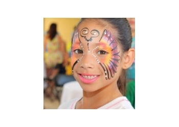 Miami face painting Fabulous Events Miami
